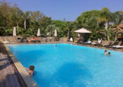 Camping La Toison D'Or,Ramatuelle. 4 pers.Week€1200,-