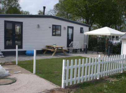 Camping Klein paradijs, Chaam 5 pers.