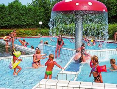 Camping Otterberg, Wijster 4 pers. v.a €155,-