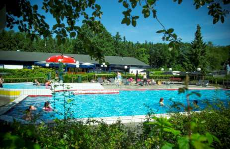 Camping Otterberg, Wijster 5 pers. v.a €495,-